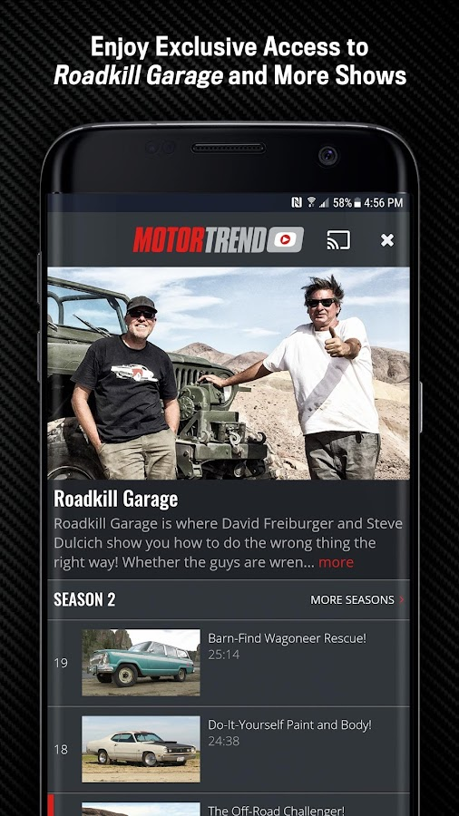 Motor Trend OnDemand APK Cracked Free Download | Cracked Android