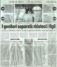 Photo: Alla sede del Corriere delle Sera - Milano