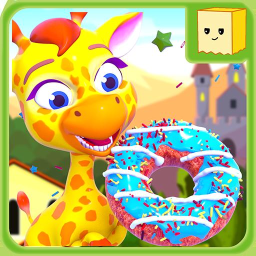 教育App|ピカブドーナツ:料理ゲーム LOGO-3C達人阿輝的APP