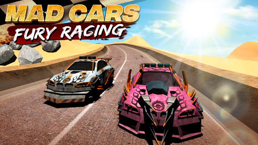Mad Cars Fury Racing 1.0 screenshots 1