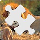 Puzzles de animales icon