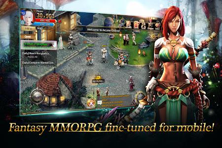 Arcane Online (MMORPG) 2.2.3 screenshot 2091051