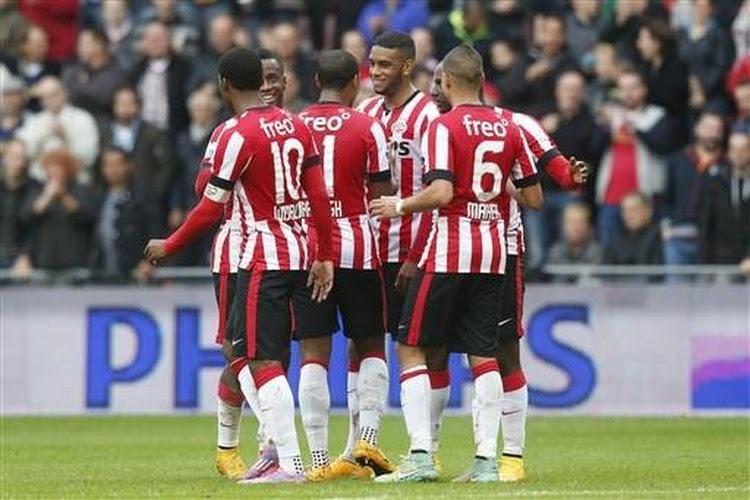 Groupe E: Estoril-PSV arrêté