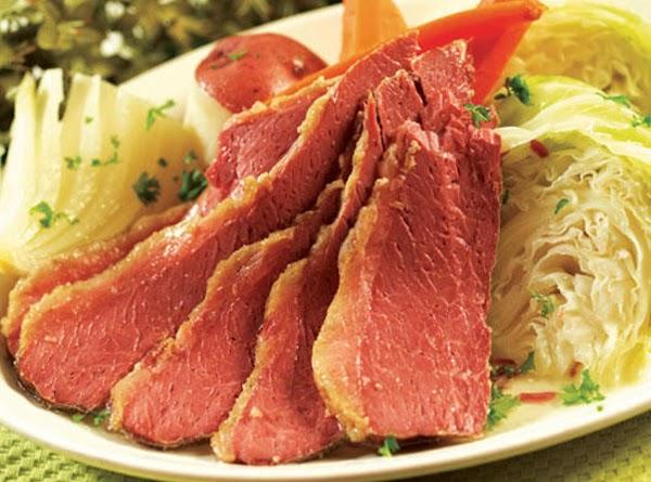 Kitkat's Corned Beef & Cabbage Recipe