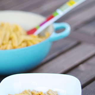 "Homemade ""Boxed Macaroni and Cheese"""