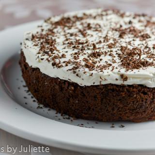 Extreme Dark Chocolate Cake Recipe