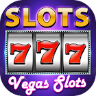 Vegas Slots - Play Las Vegas Casino Slot Machines! icon