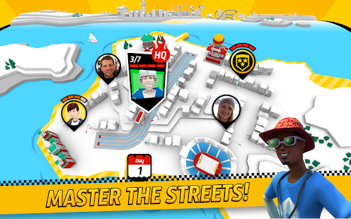 Crazy Taxi City Rush Screenshot