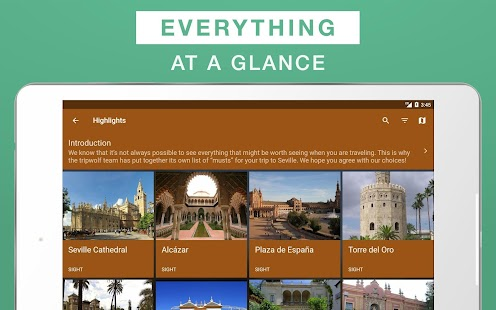 Seville Travel Guide- screenshot thumbnail