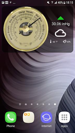Barometer pro - free screenshot 7