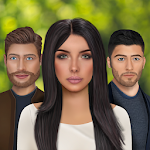 Back Through Time - Romance Story Game Icon