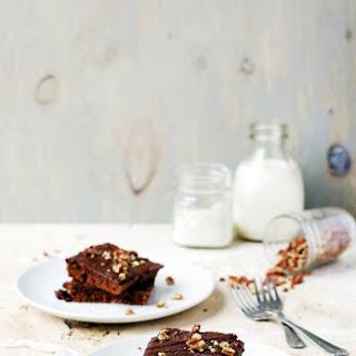 Fluffy Chocolate Sheet Cake