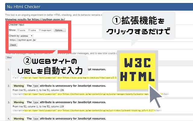 w3c html checker