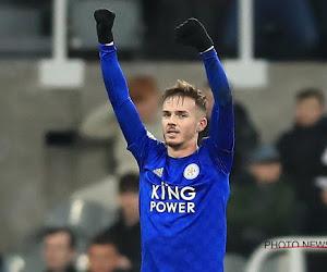 Maddison sur le départ de Leicester? L'intéressé a une préférence