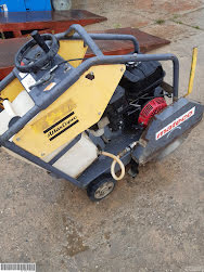 Picture of a ATLAS COPCO ORKA 350/450 FLOOR SAW