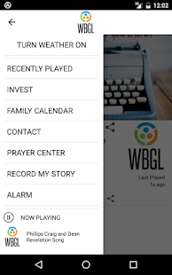 WBGL- screenshot thumbnail