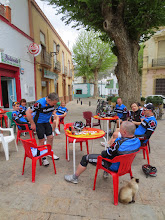 Photo: Coffee stop - day 2 - Terque