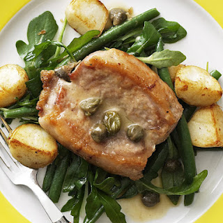 Lemon Caper Sauce Pork Recipes