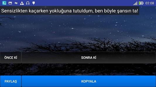 Bela Sözler screenshot 7