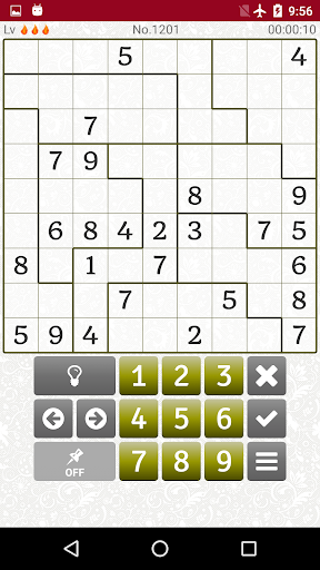 Extreme Difficult Sudoku 2500 1.2.2 Windows u7528 5