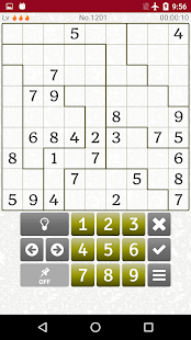 Extreme Difficult Sudoku 2500- screenshot thumbnail