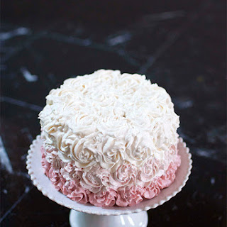 Healthy First Birthday Cake.