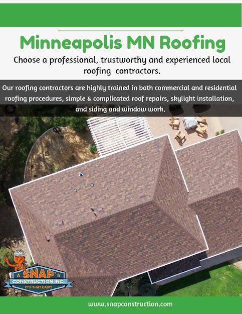 Minneapolis MN Roofing