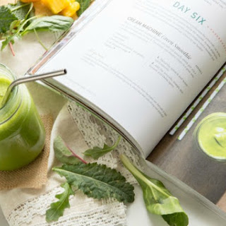 Cream Machine Green Smoothie