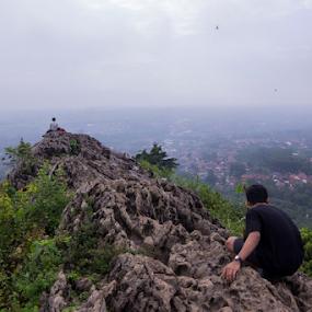 gunung kapur ciampea by Jamani Uyee - Landscapes Mountains & Hills ( mountains, mountain, indonesia,  )