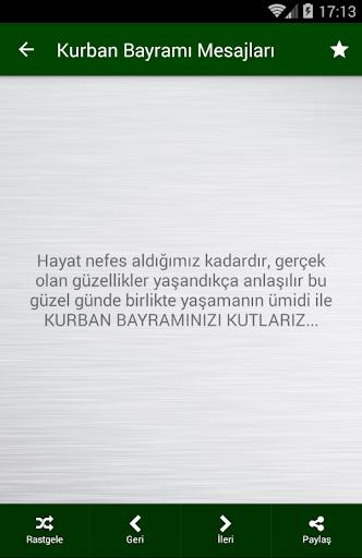 Bayram Mesajları screenshot 11