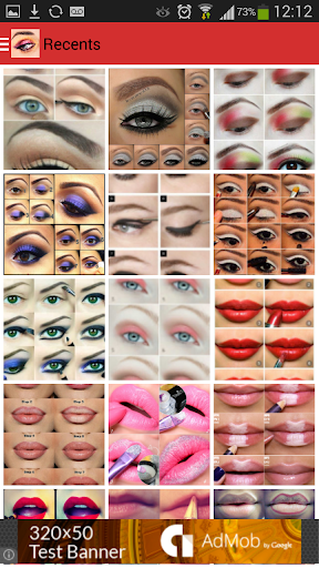 MakeUp Step By Step 2015