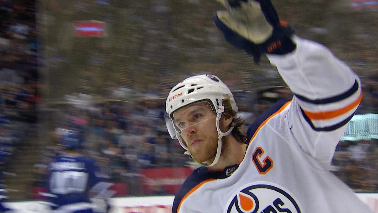 Watch Connor McDavid: Whatever It Takes live