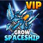 Grow Spaceship VIP  Galaxy Battle временно бесплатно