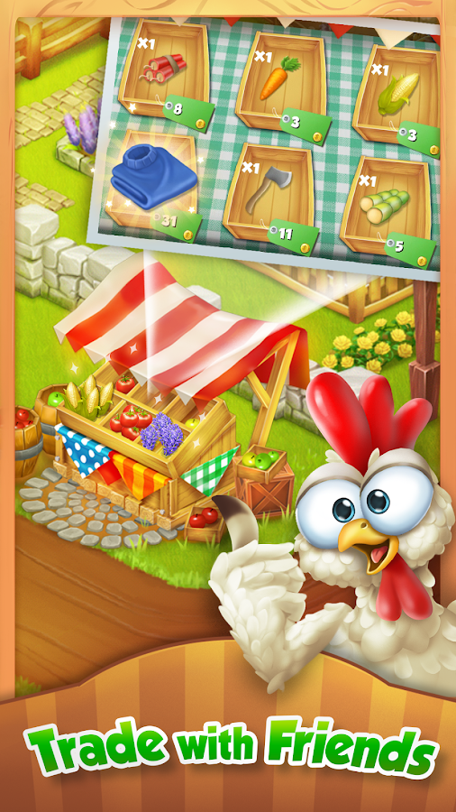 Screenshots of Let's Farm for iPhone