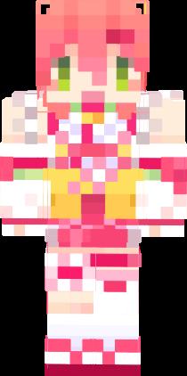 sakura_miko   Nova Skin