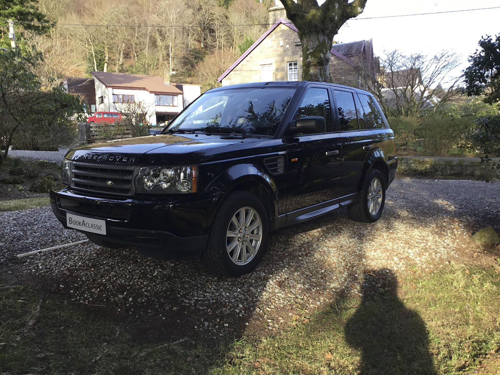 Range Rover Sport Hire Callander Stirlingshire