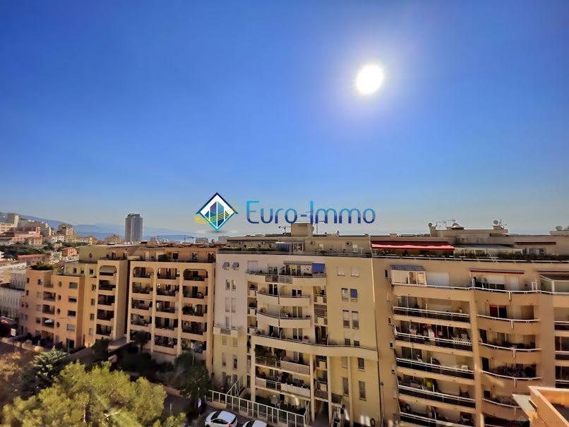 Vente appartement 3 pièces 57 m² à Beausoleil (06240), 330 000 €