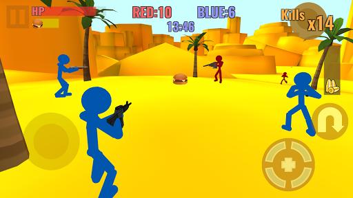 Stickman Counter Zombie Strike 1.02 screenshots 2