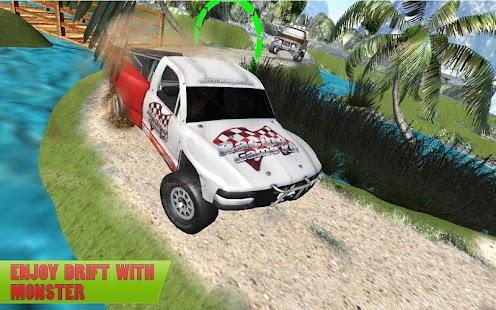 Mud Crazy Monster Off Road Destruction Game Free - náhled