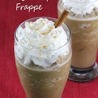 Gingersnap Frappe