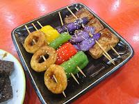 名湘園素食燒烤