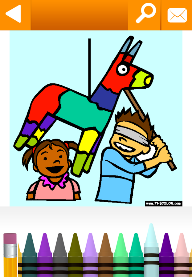 Holiday Coloring Pages Free- screenshot
