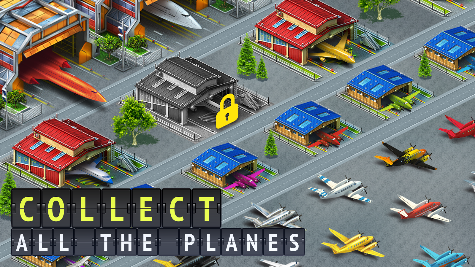 Airport City: Airline Tycoon- screenshot