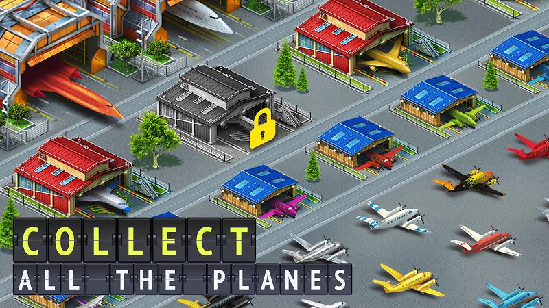 Airport City: Airline Tycoon Screenshot 7