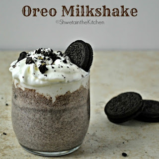 Oreo Cookie Drink Recipes