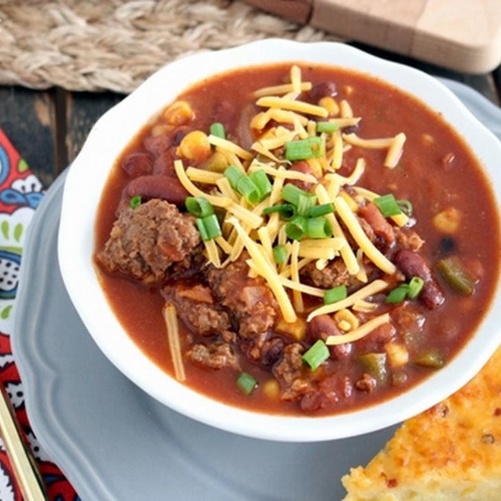 Jillee'S Chili Soup Recipe