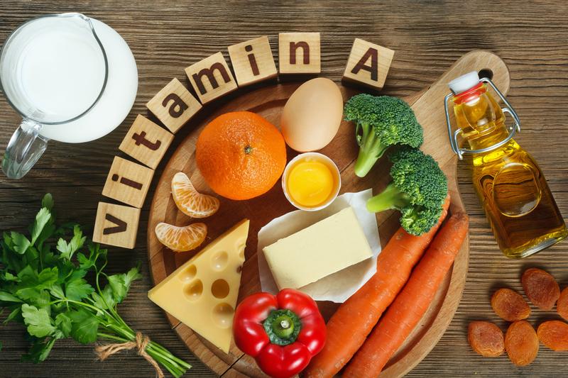 7 dau hieu cho thay co the ban dang thieu Vitamin A