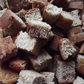 Ekmek (Flatbread for Fondue)