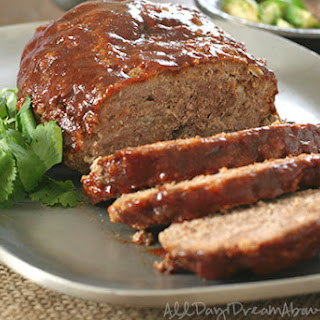 Slow Cooker Barbecue Meatloaf Recipe
