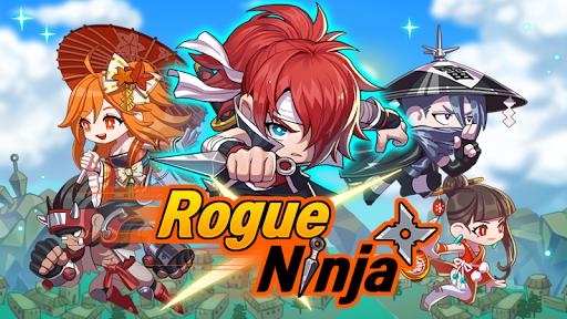Rogue Ninja - Tap Idle RPG 1.0.27060 screenshots 1